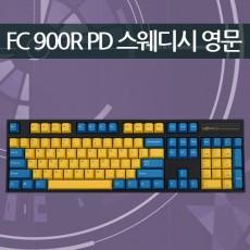 레오폴드 FC900R PD 스웨디시 블랙 영문 리니어흑축