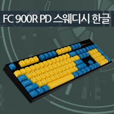 레오폴드 FC900R PD 스웨디시 블랙 한글 실버(스피드축) - 미입고