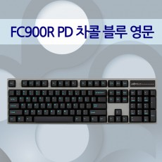 FC900R PD 차콜 블루 영문 클리어(백축)